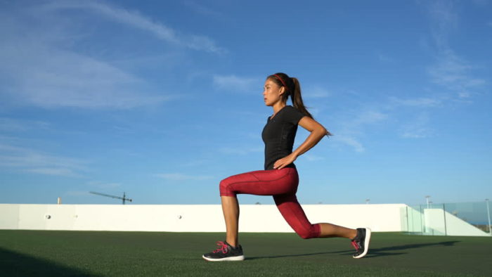 Photo of How to Standing Lunge