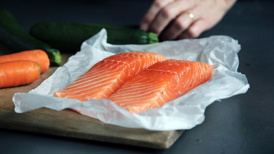 Salmon as one of the best foods for weight loss