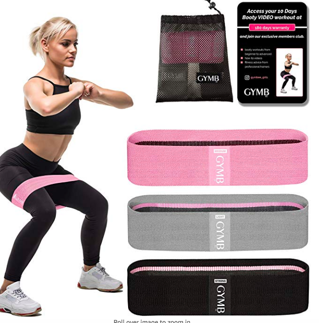 best resistance bands for glutes