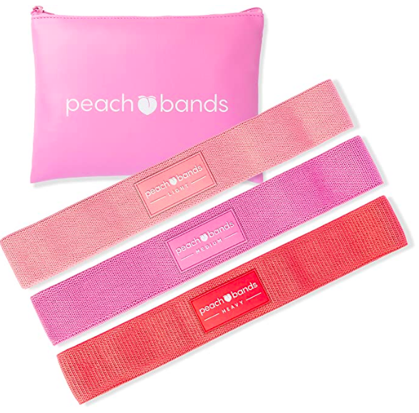 peach booty bands