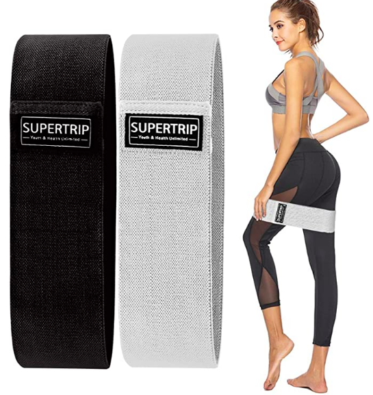 SuperTrip best resistance bands for glutes
