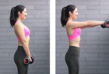 Photo of How to do Front Raises