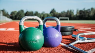 Photo of 20-Minute Kettlebell HIIT Workout for Women