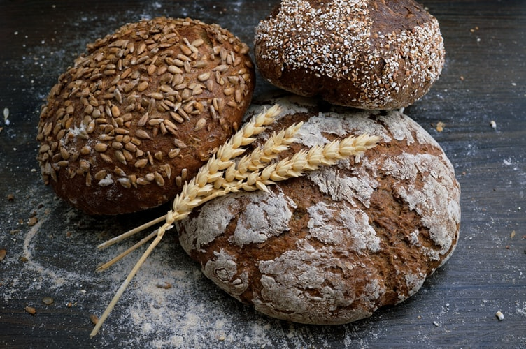bread best pre-workout food for women