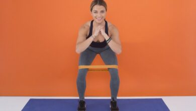 resistance band workouts for women